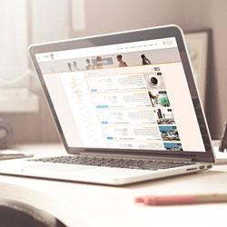 עיצוב ממשק וחווית משתמש למערכת חכמה לעובדים